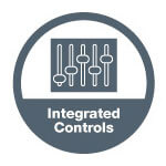 Integrated controls