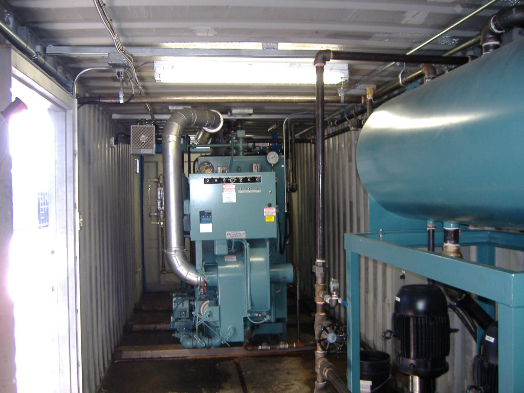 Waterloo Manufacturing Rental Boilers