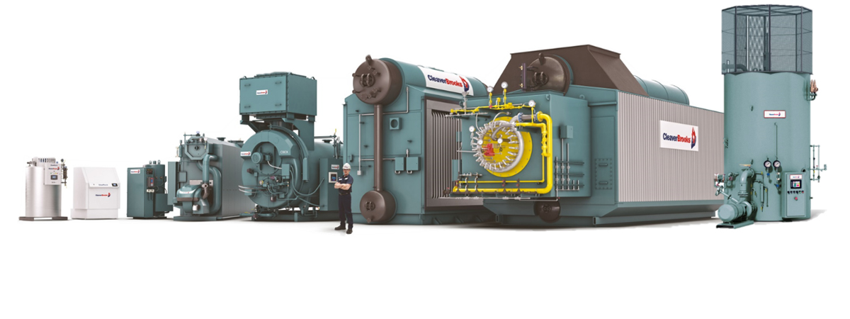 About us • Boiler Sales and Service • Waterloo Manufacturing
