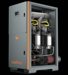 Waterloo Manufacturing is now the representative for Intellihot Tankless Hot Water Heaters for Ontario
